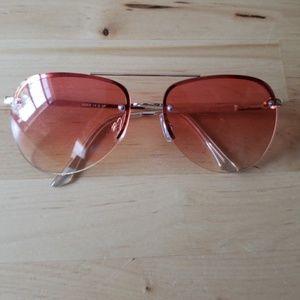 Pink Ombre Aviators